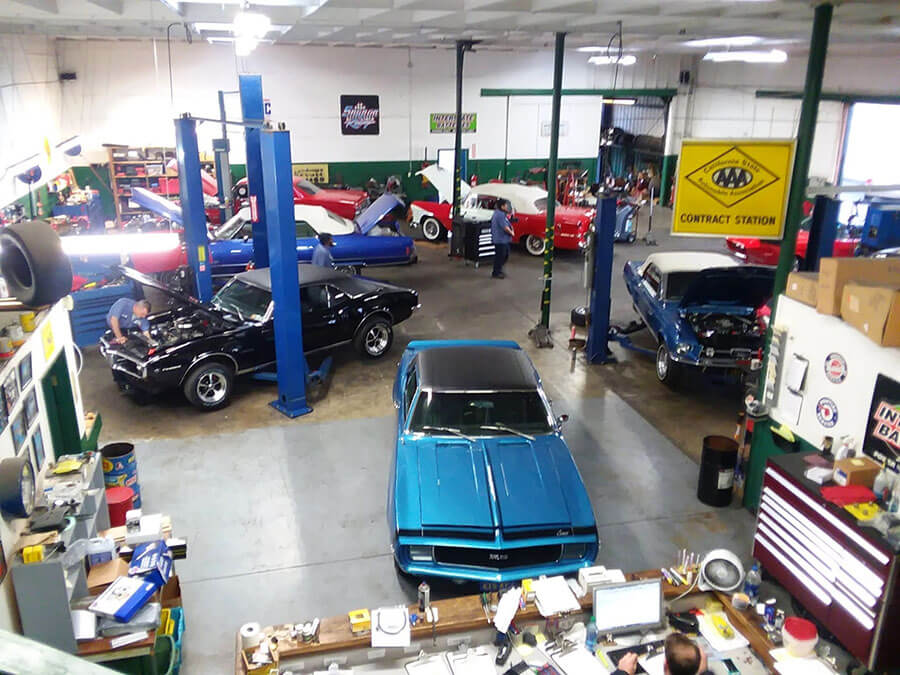 ace automotive and fuel systems repair shop
