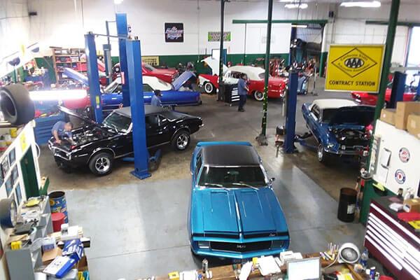 automotive repair shop in santa clara california