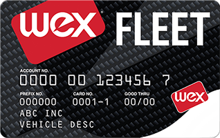 wex fleet card