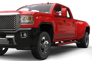 diesel pickup truck